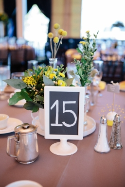 Table Number :: Kara Miller Photography